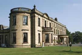 Hotel exterior and grounds beamish hall hotel newcastle upon tyne