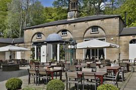 The stables restaurant beamish hall hotel newcastle upon tyne