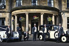 Wedding venue beamish hall hotel newcastle upon tyne