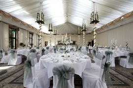 Dining room wedding venue beamish hall hotel newcastle upon tyne