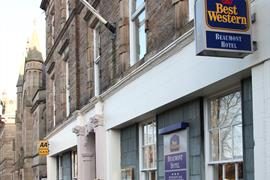 Best Western Beaumont Hotel Hexham Uk