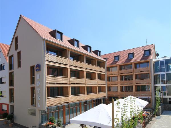 Ulm hotels best western for Designhotel ulm