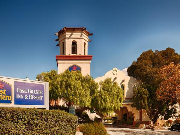 San luis obispo hotels best western for Best western pismo