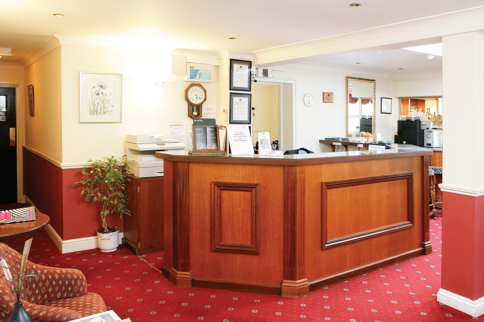 Claydon Country House Hotel