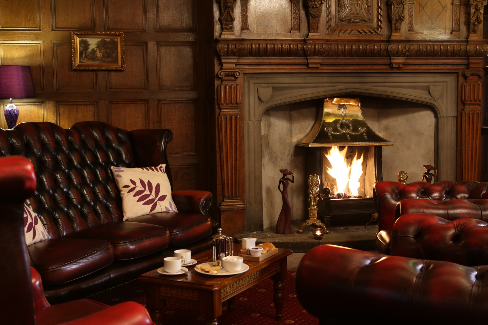 Best Western Higher Trapp Country House Hotel - Country house hotel interiors