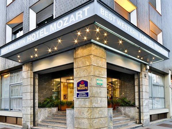 Best Western Hotel Mozart Mailand