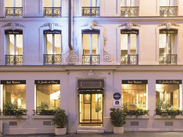 Rungis hotels best western for Best western jardin de cluny hotel paris