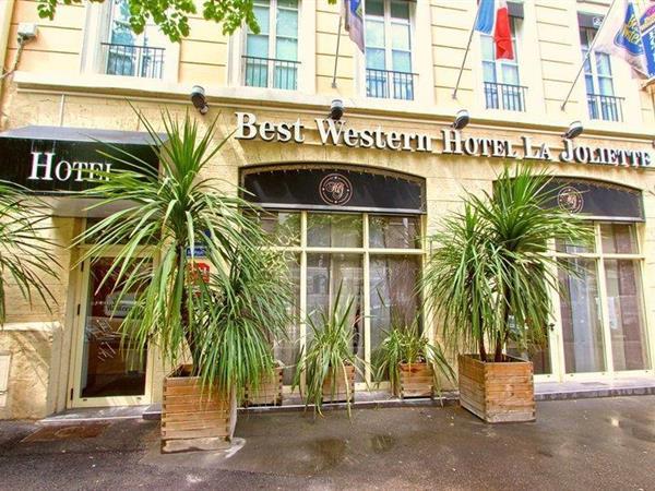 BEST WESTERN Marseille Bonneveine Prado Marseille France