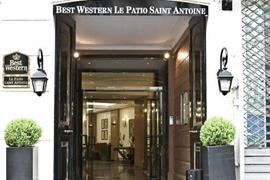 Best Western Le Patio Saint Antoine