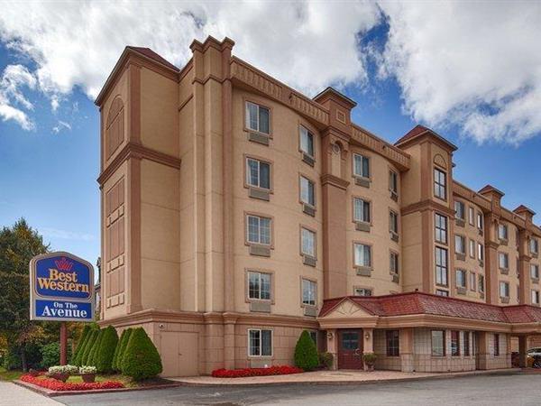 niagara falls new york hotels best western