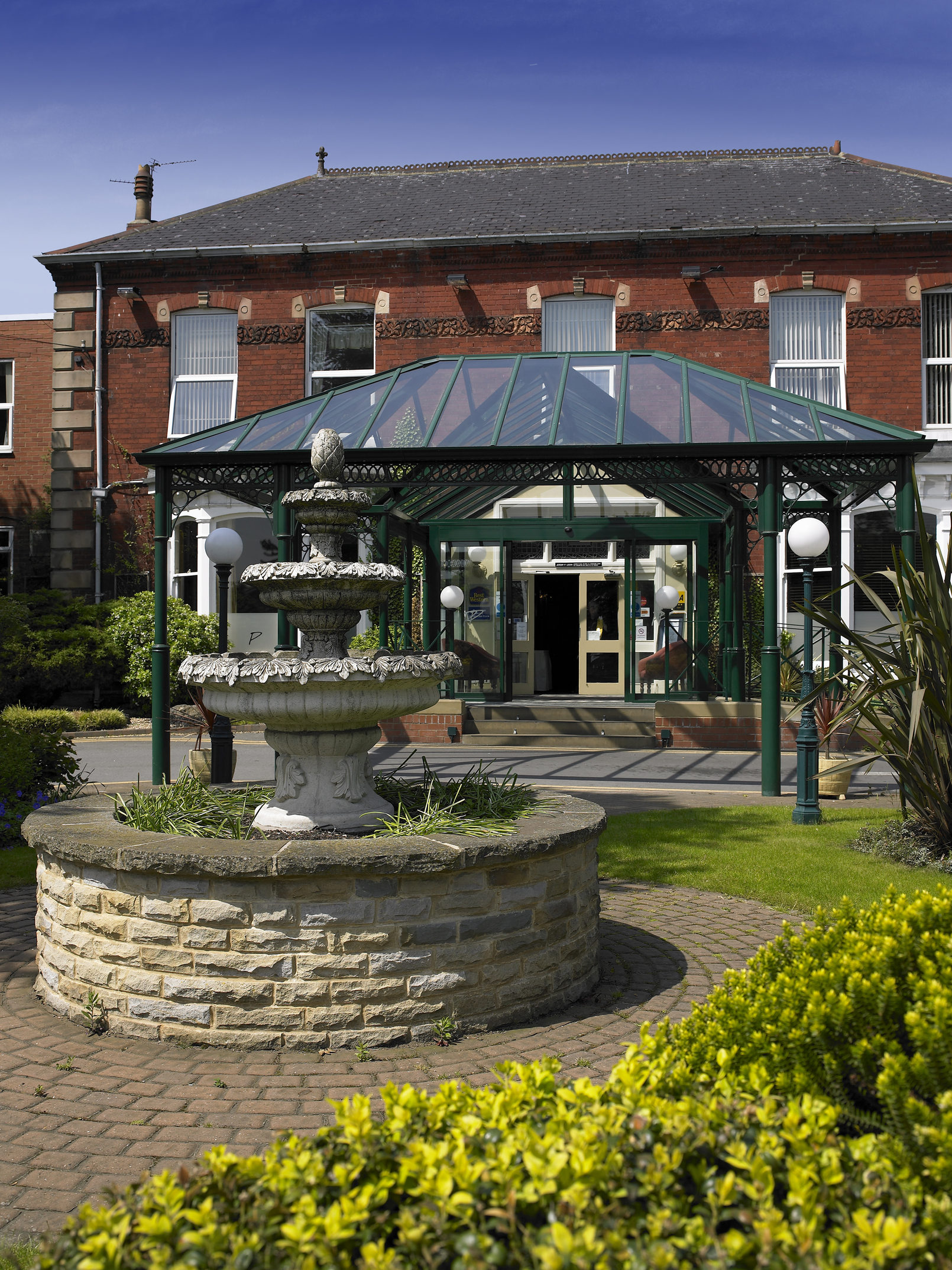 Hotel Exterior The Parkmore Stockton On Tees