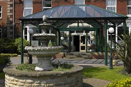 Hotel exterior the parkmore hotel stockton on tees