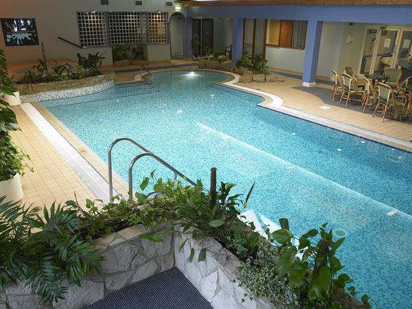 Swimming pool and spa the parkmore hotel stockton on tees