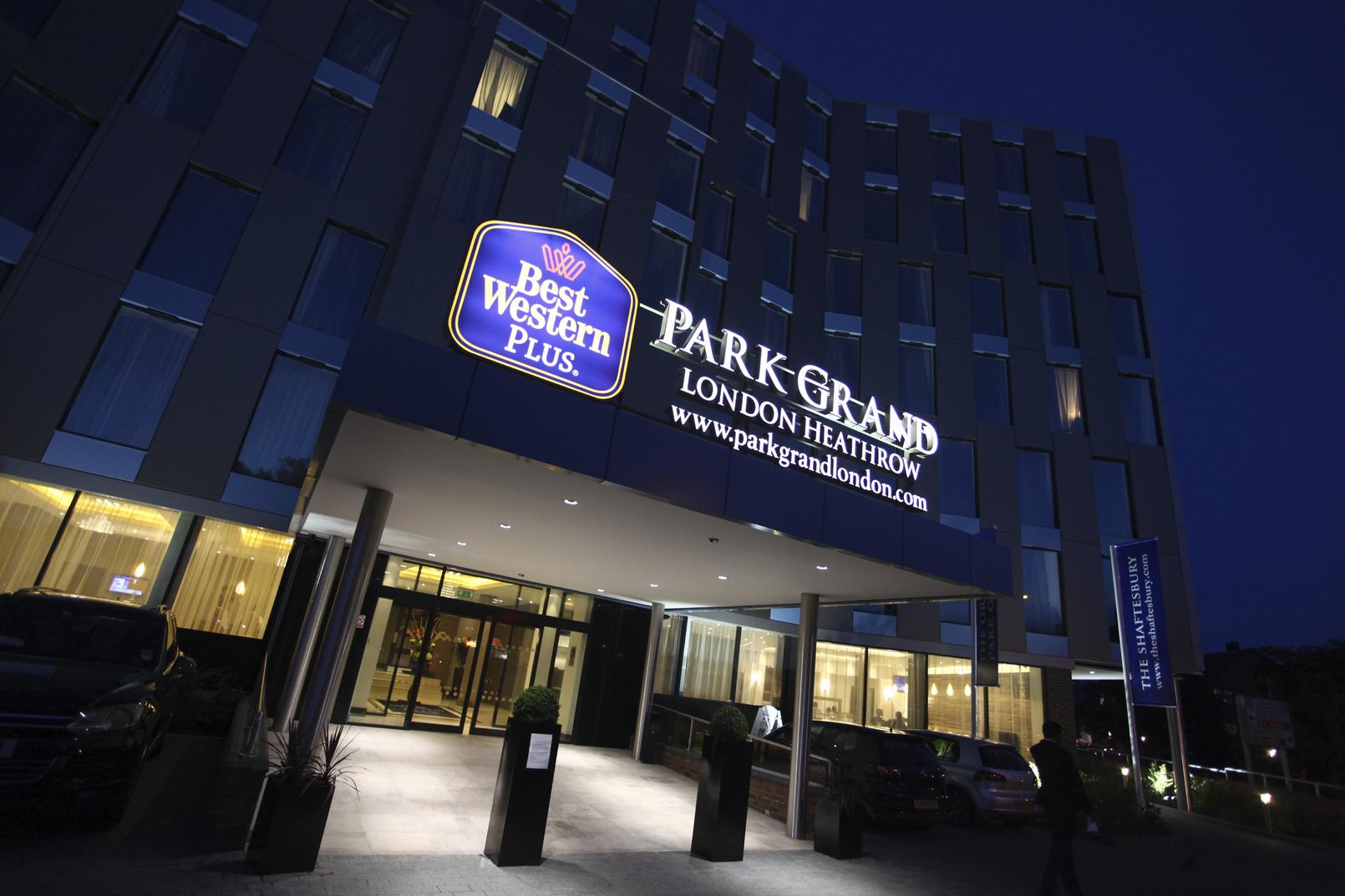 Best Western Park Grand Hotel Hounslow