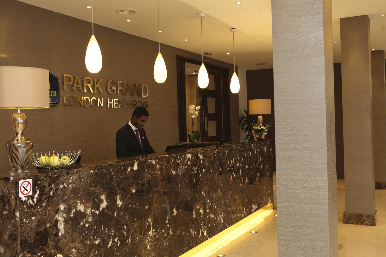 Best Western Park Grand Hotel London Heathrow