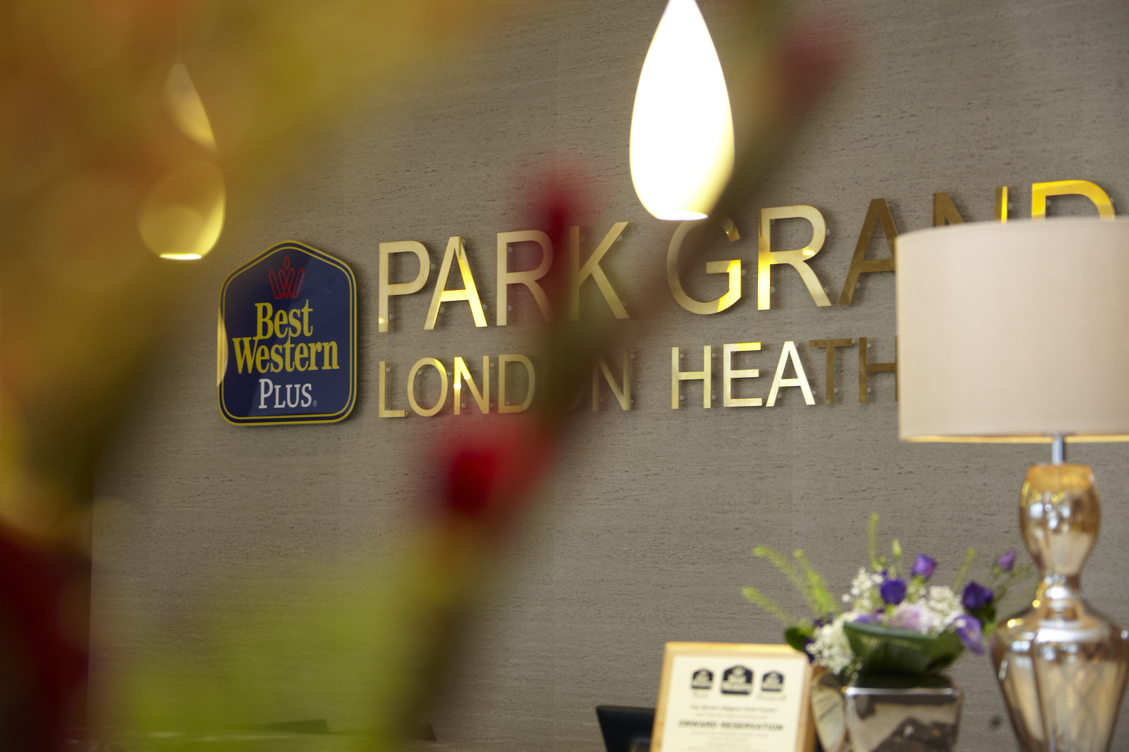 Best Western Park Grand Hotel London Heathrow