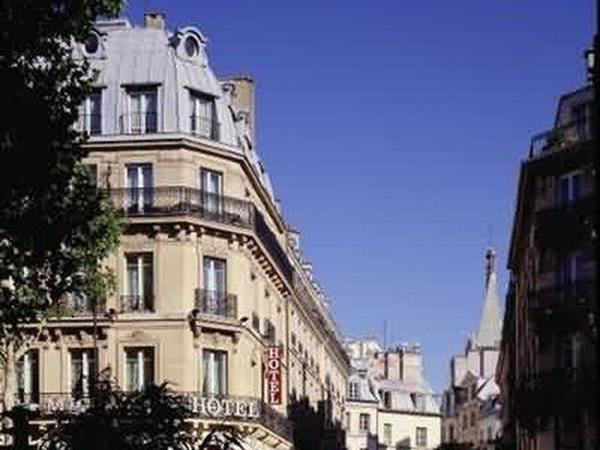 Malakoff hotels best western for Best western paris jardin de cluny