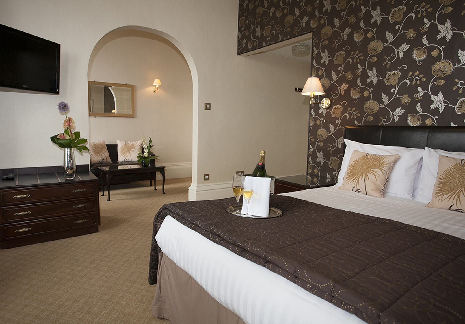 Best western southport seafront royal clifton hotel spa for Hotel spa 13
