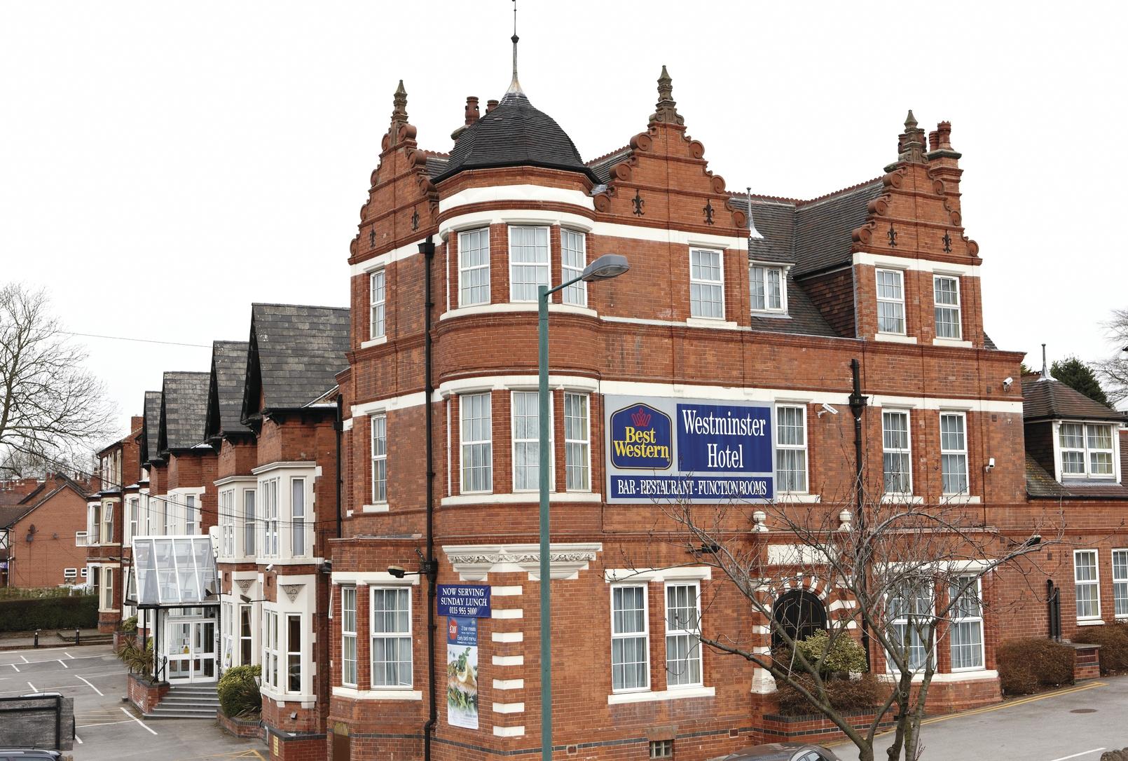 Best Western Plus Nottingham Westminster Hotel Nottingham