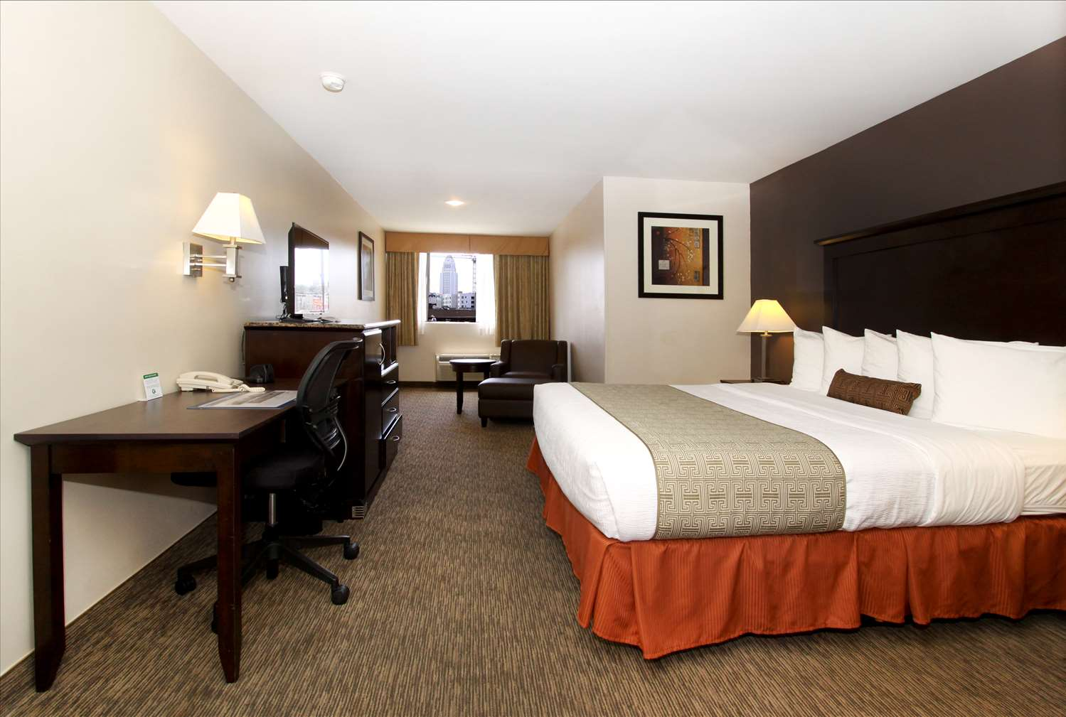 Best Western Plus Dragon Gate Inn Hotels In Los Angeles