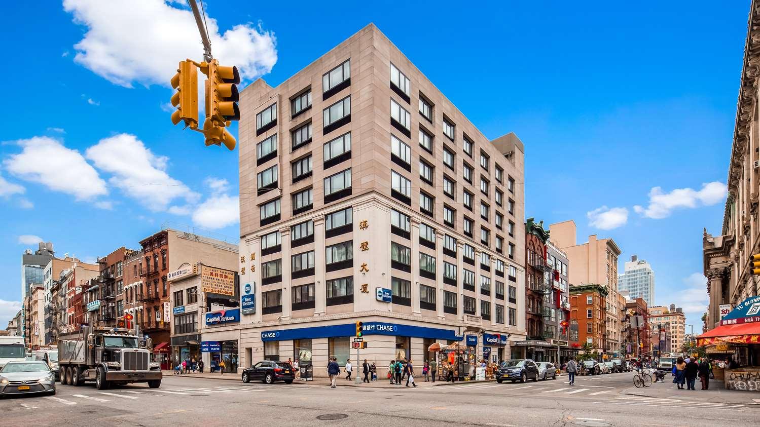 Best Western Bowery Hanbee Hotel | Hotels in New York, New York