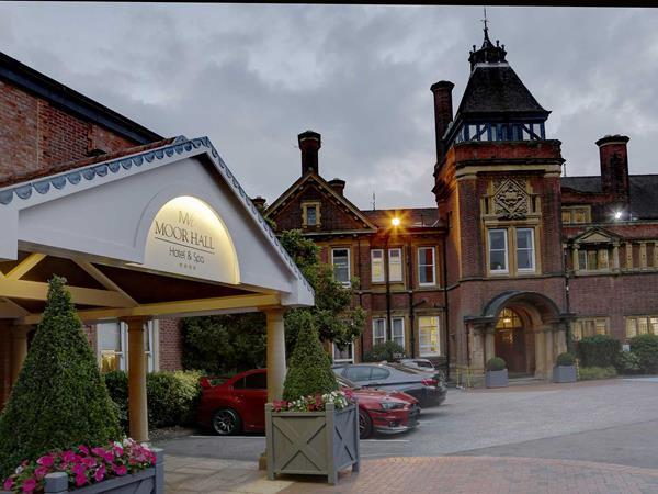 Best Western Moor Hall Hotel & Spa Hotel Grounds