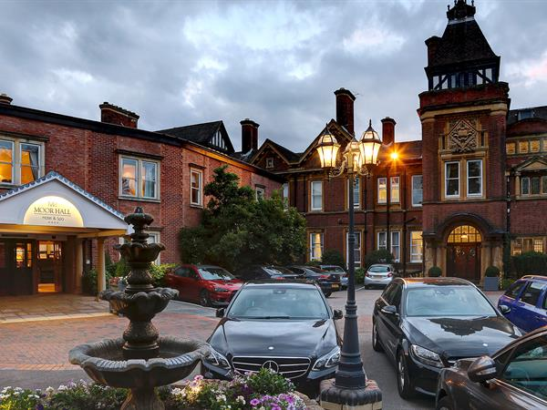 Best Western Moor Hall Hotel & Spa Hotel Grounds