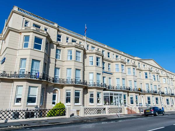 Best Western Lansdowne Hotel Hotel Grounds