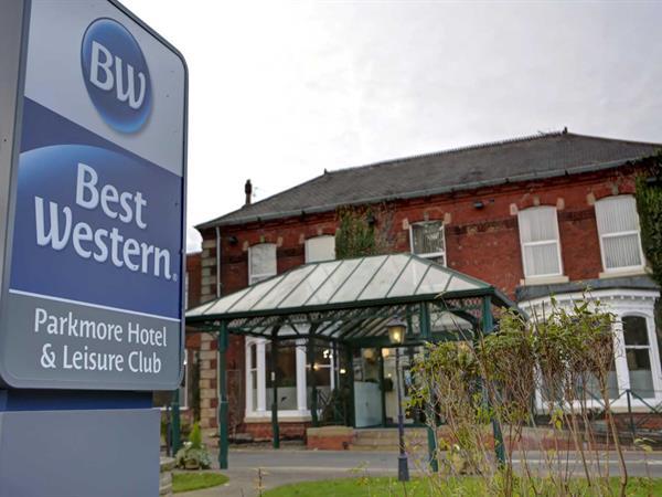 Best Western Parkmore Hotel & Leisure Club
