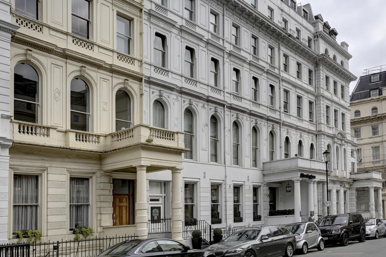 Best Western Mornington Hotel London Hyde Park Hotels In London