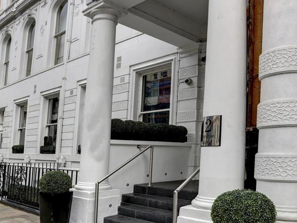 Best Western Mornington Hotel London Hyde Park Hotel Grounds