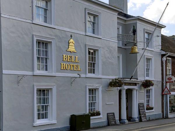 Best Western Bell in Driffield Hotel Grounds