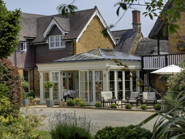 Best Western Wroxton House Hotel Hotel Grounds