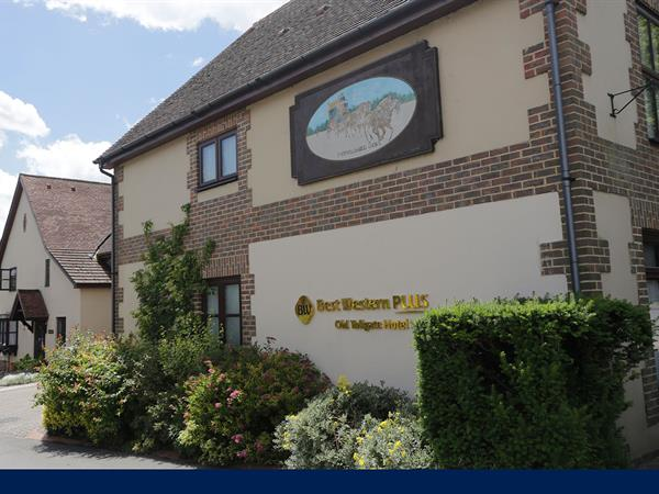 Best Western Plus Old Tollgate Hotel and Restaurant
