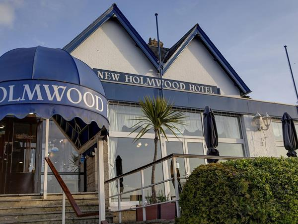 Best Western New Holmwood Hotel Hotel Grounds