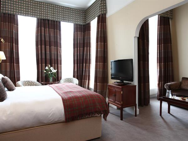 Best Western Bruntsfield Hotel Bedrooms