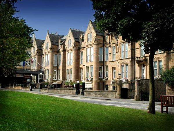 Best Western Bruntsfield Hotel Hotel Grounds