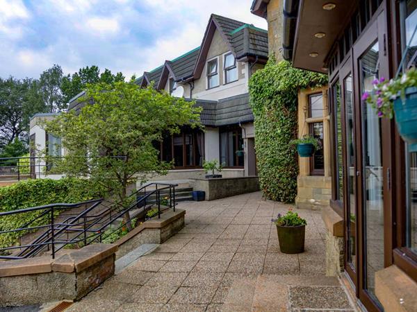 Best Western Garfield House Hotel Hotel Grounds