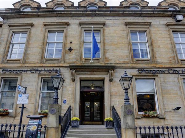 Best Western Glasgow City Hotel Hotel Grounds