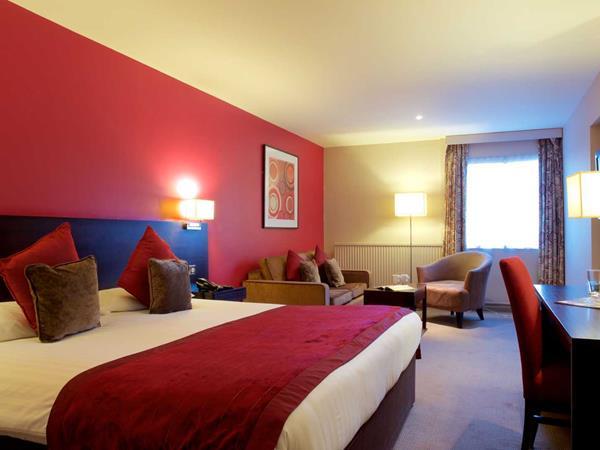 Best Western Aberdeen Airport Bedrooms