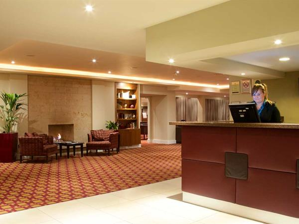 Best Western Aberdeen Airport Dyce Hotel Hotel Grounds