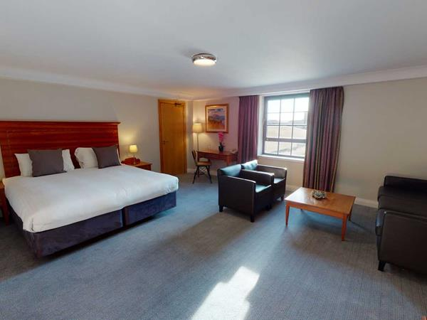 Best Western Glasgow Argyle Hotel Bedrooms