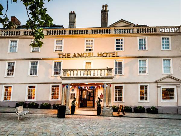 Best Western Angel Hotel Hotel Grounds