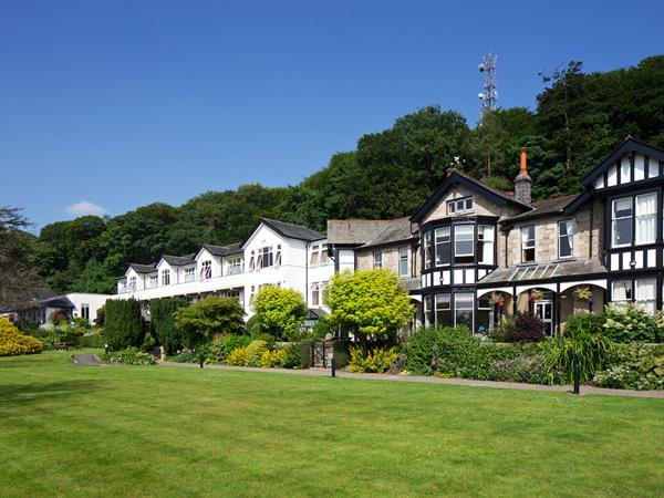 Best Western Castle Green Hotel in Kendal Hotel Grounds