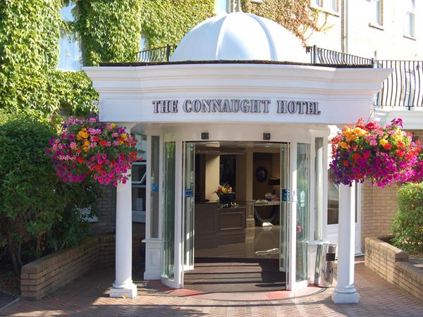 Best Western The Connaught Hotel Hotel Grounds