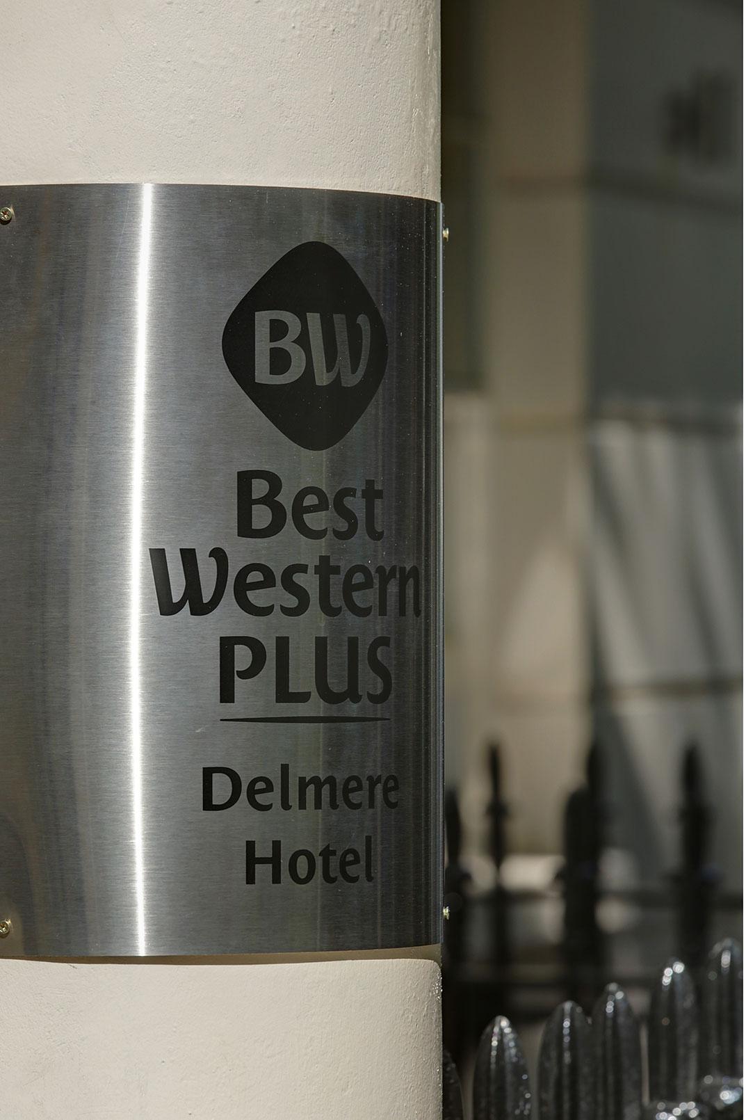 Best Western Plus Delmere Hotel Hotels In London