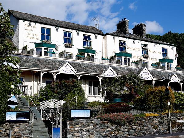 Best Western Ambleside Salutation Hotel Hotel Grounds