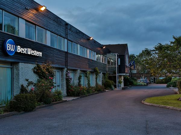 Best Western Tiverton Hotel Hotel Grounds