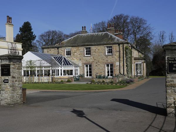 Best Western Whitworth Hall Hotel Hotel Grounds