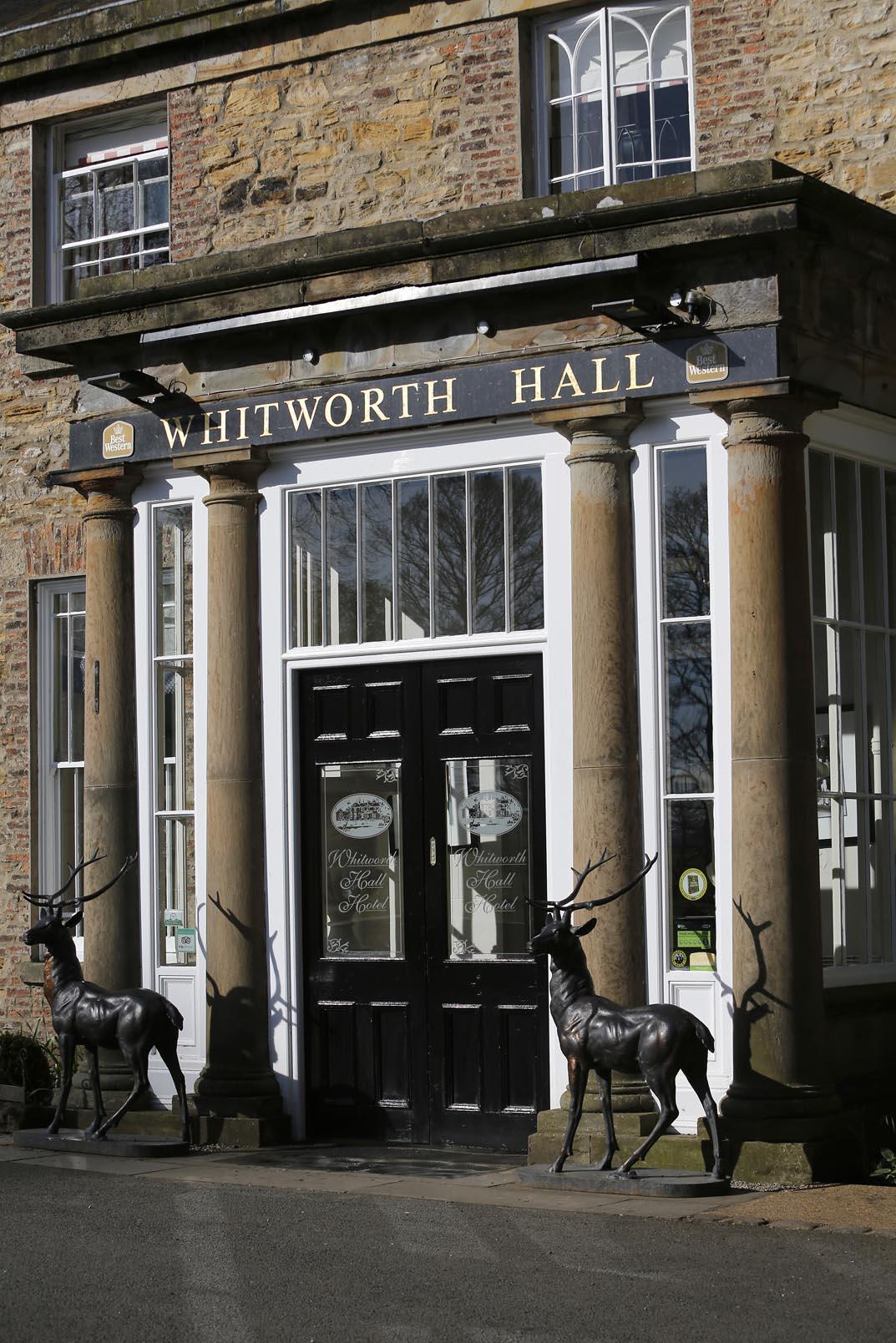 Best Western Hotel Room: Best Western Whitworth Hall Hotel